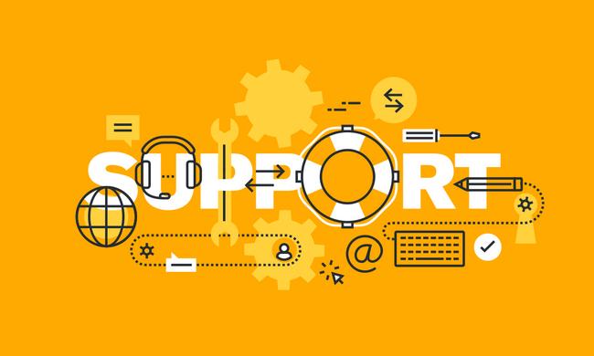 Technical support kav