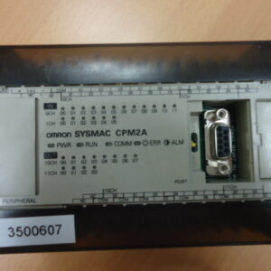 Programmable controller Sysmac 24VDC 20W OMRON ( Used )