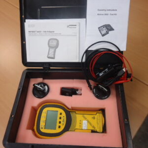 High Resistance tester ground to surface ESD misure. Kit compl. ( Used )