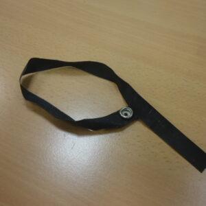 Ground strap/ striscette con bottone da attaccare a cavigliera ESD