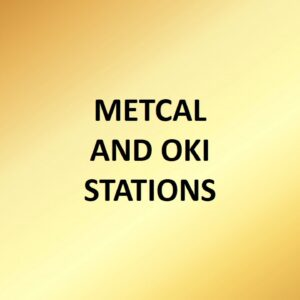 Metcal and OKI Stations
