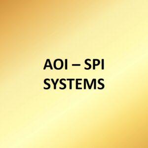 AOI - SPI SYSTEMS