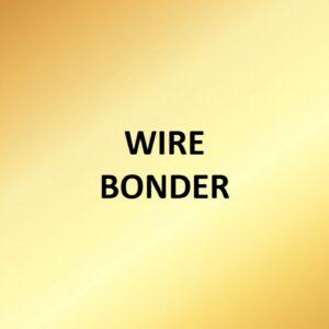 Wire Bonder