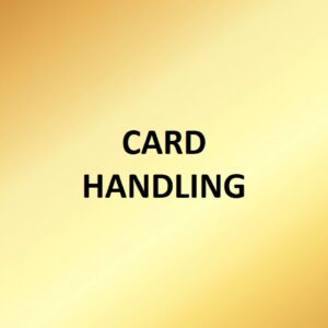 Card Handling