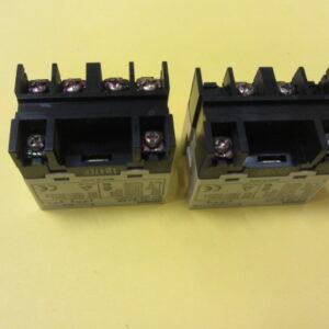 Relay mechanical 24V. DC. K9 ( Omron G7L-1A-BJ-CB ) ( Used )